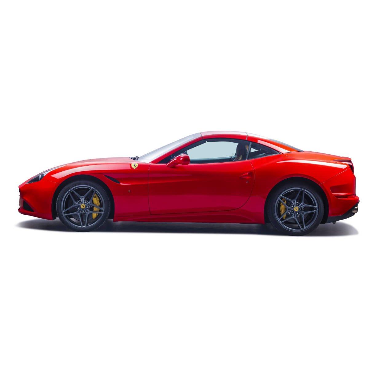 4 Seat Ferrari: Test Drive Ferrari California T (4 Seats)